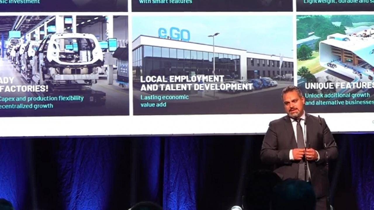 E.GO разказаха предимствата на електромобилите