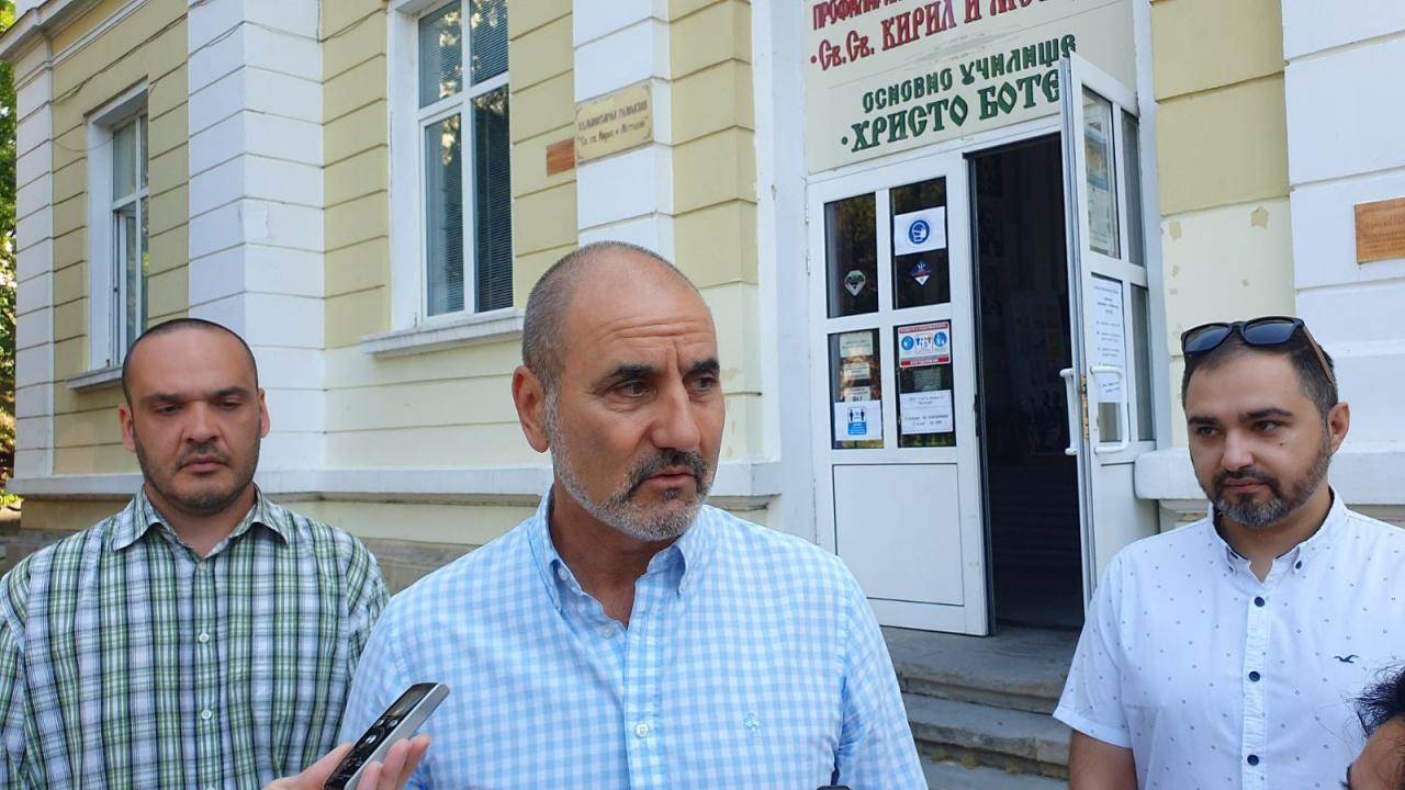 Цветан Цветанов: Най-важното е да имаме силен парламент и умно управление, за държава с правила