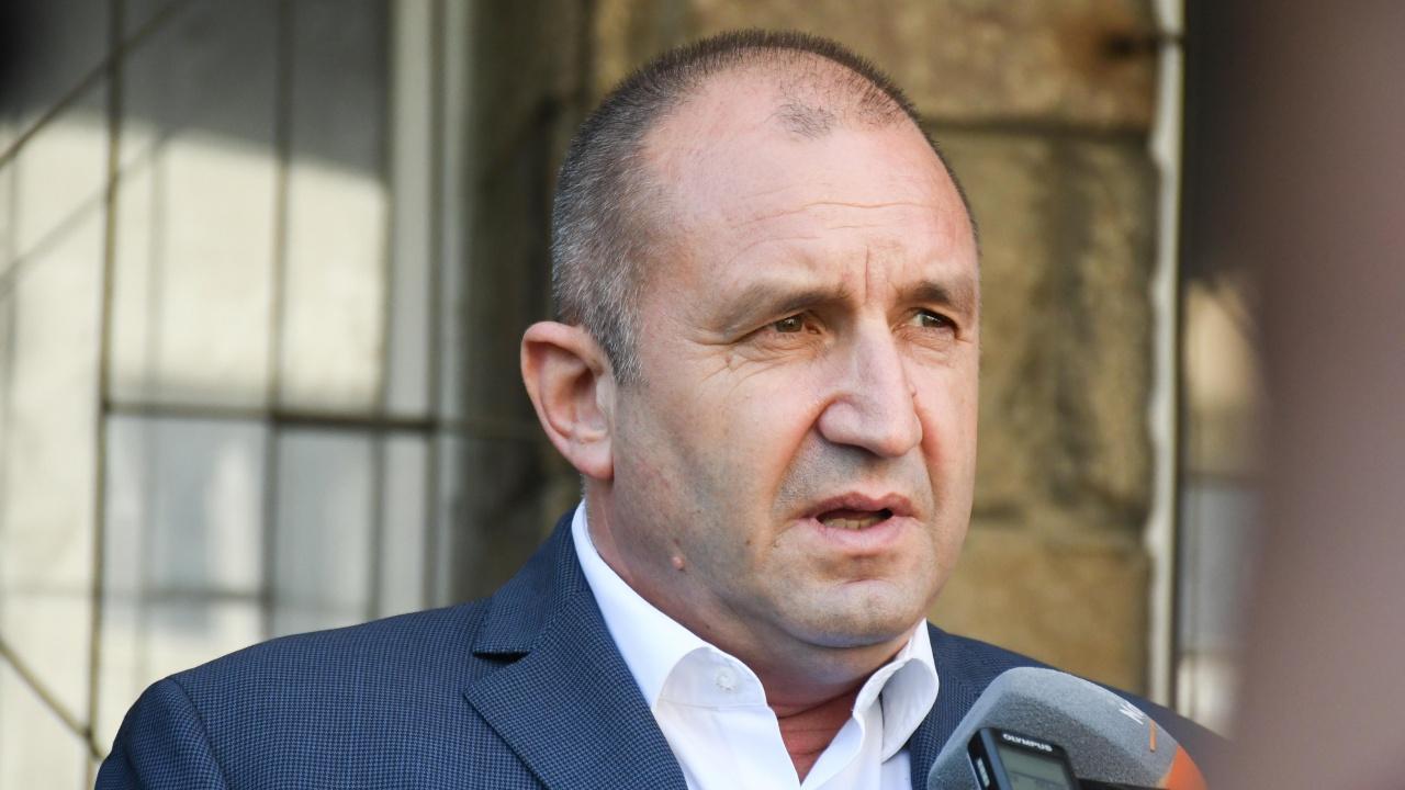 Радев призова за масов вот: Гласувах за България, в която гражданите живеят достойно