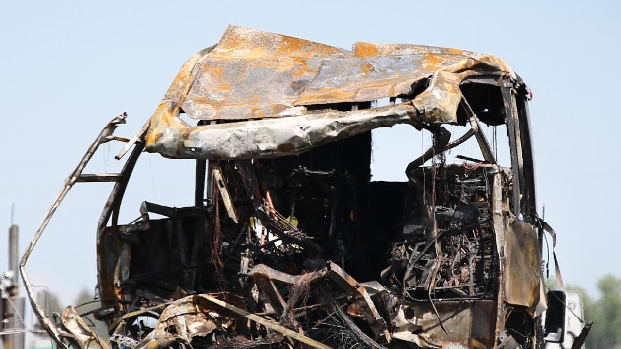 Втора голяма пътна катастрофа в Алжир за два дни
