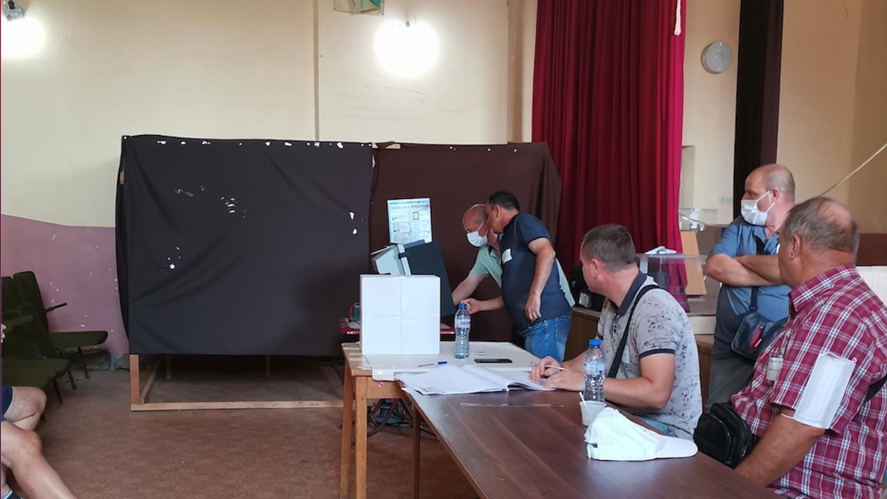 ГЕРБ-Хасково сигнализира РИК за тежко нарушаване на тайната на вота в община Минерални бани