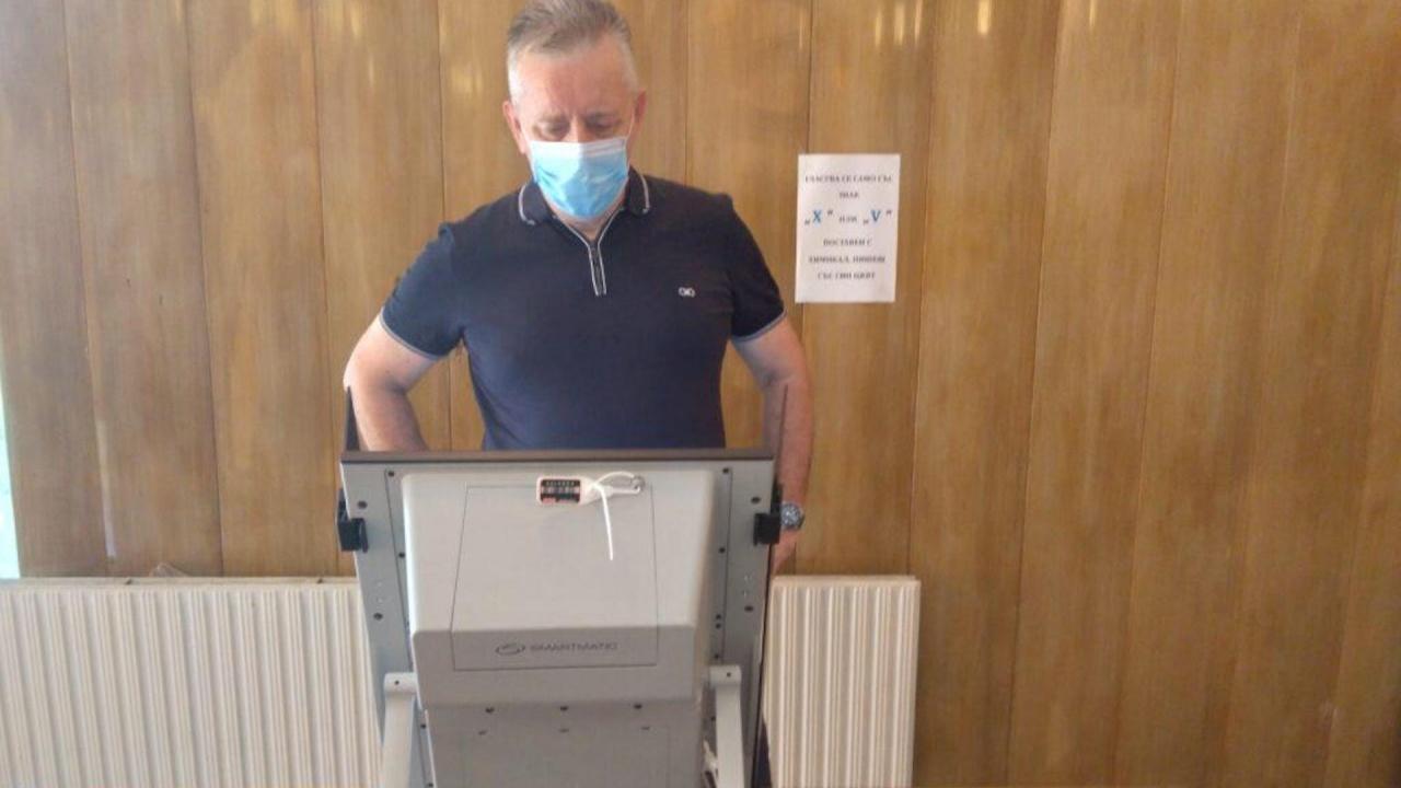 Проф. д-р Григор Горчев, Плевен: Гласувах за спокойствие, ред и сигурност