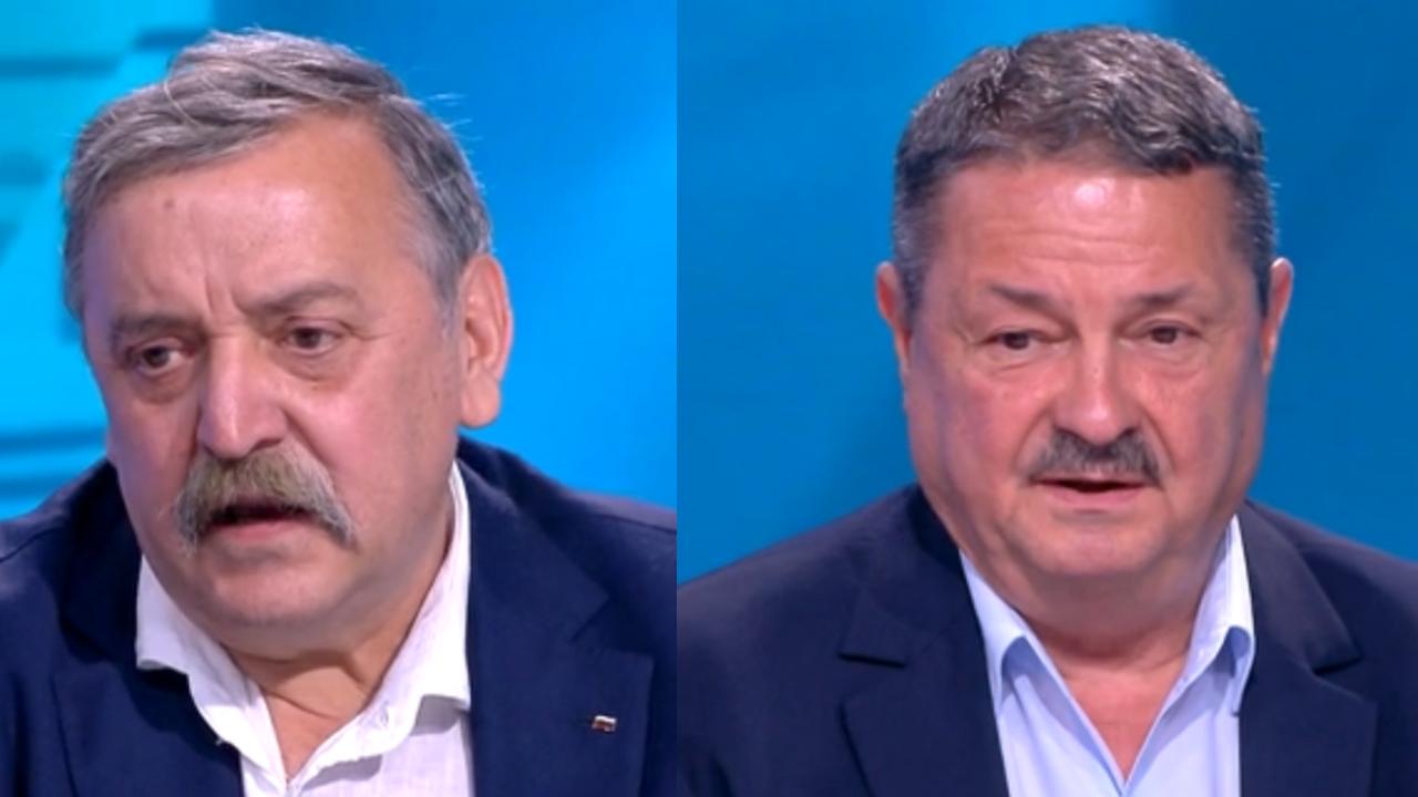 Проф. Кантарджиев и проф. Рачев: Дано да имаме едно силно и честно правителство