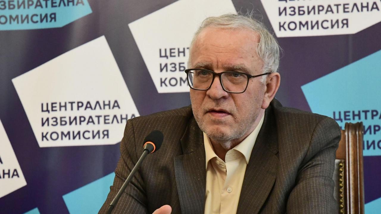 Цветозар Томов: Нарушенията на тези избори са сравнително малко