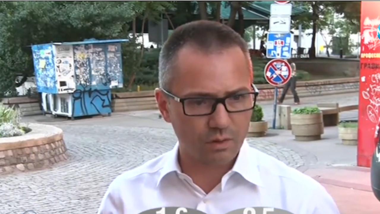 """Джамбазки с реакция за предварителните резултати на """"Българските патриоти"""""""