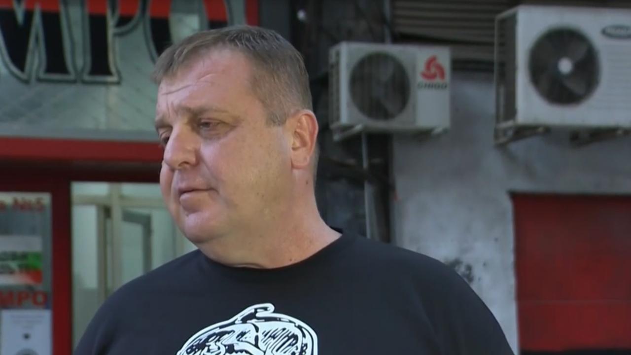 Каракачанов за изборния резултат на ВМРО: Рано е за дълбоки анализи