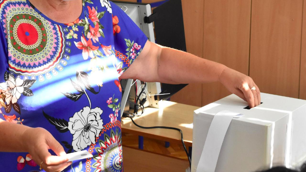В област Габрово ГЕРБ-СДС получи 5% повече гласове от ИТН