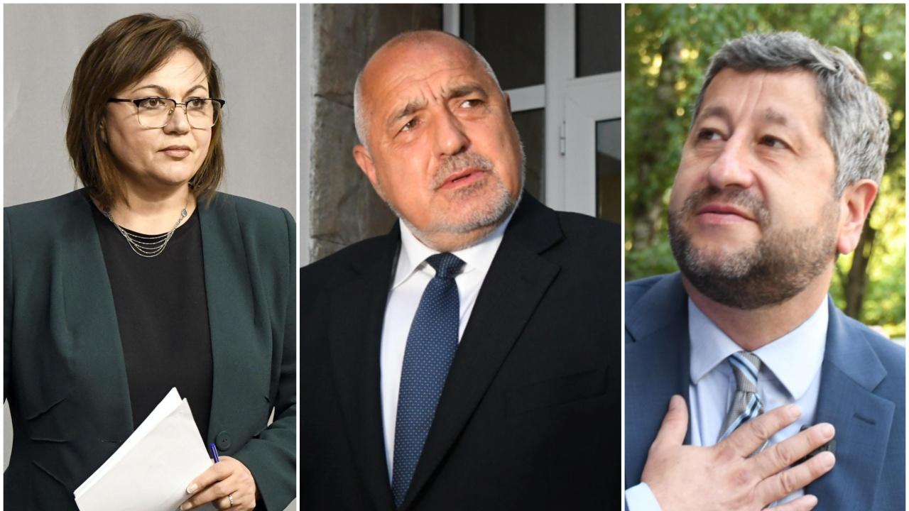 ГЕРБ-СДС печели в лидерския 25 МИР в София