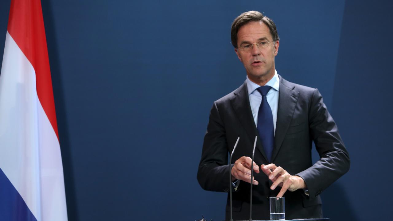 Марк Рюте се извини за прибързаното облекчаване на ковид мерките в Нидерландия