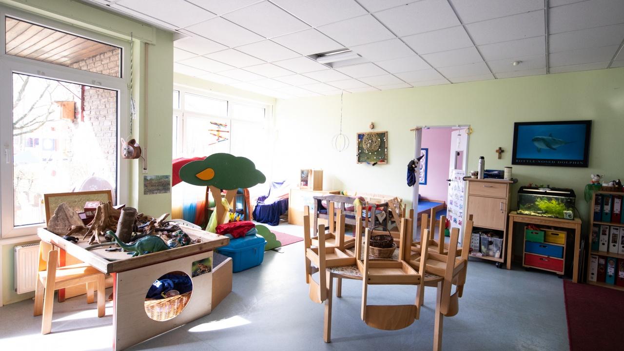 Започнаха ремонтите на детски и учебни заведения по капиталовата програма на община Търговище