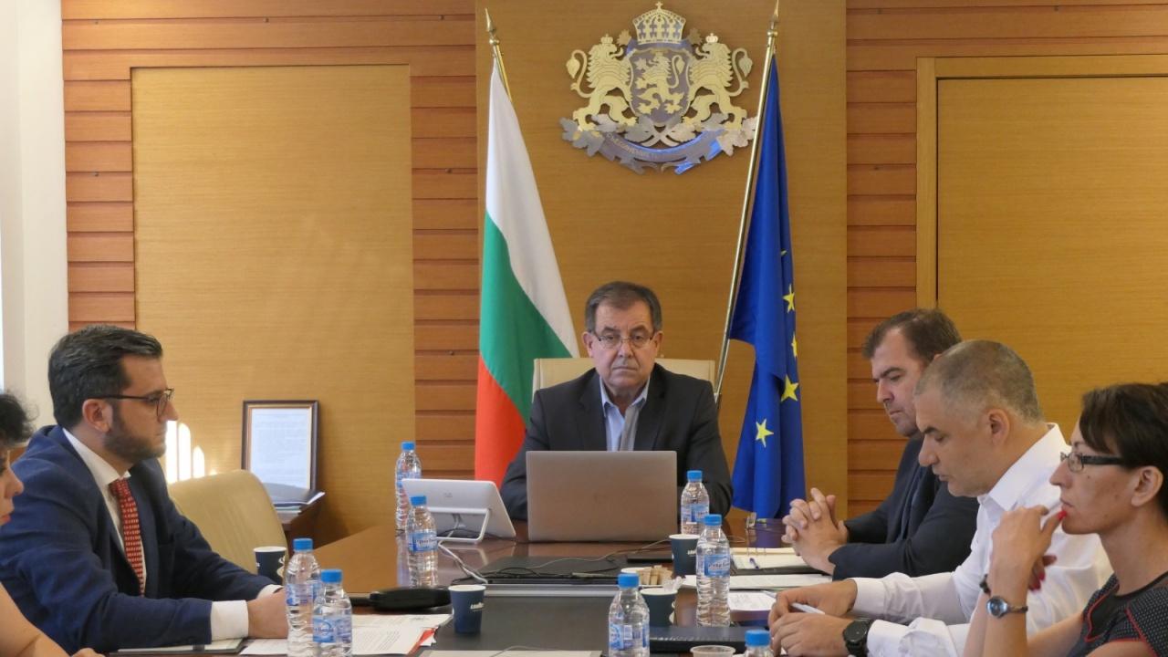 Министър Бозуков откри заседанието на Консултативния съвет по биологично земеделие