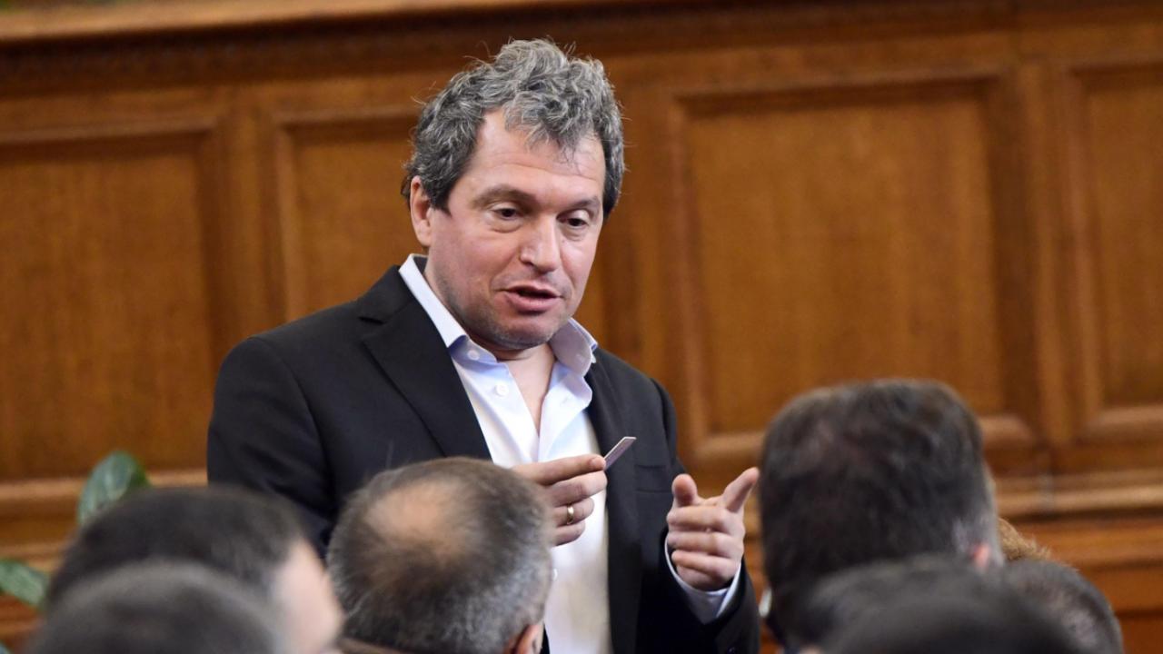 Тошко Йорданов с хаплив отговор на призива на Христо Иванов