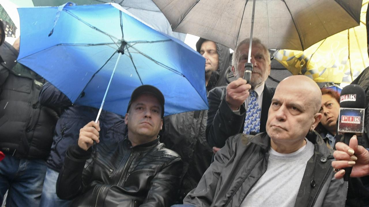 Любомир Стефанов: При трети избори партията на Трифонов ще бъде изметена