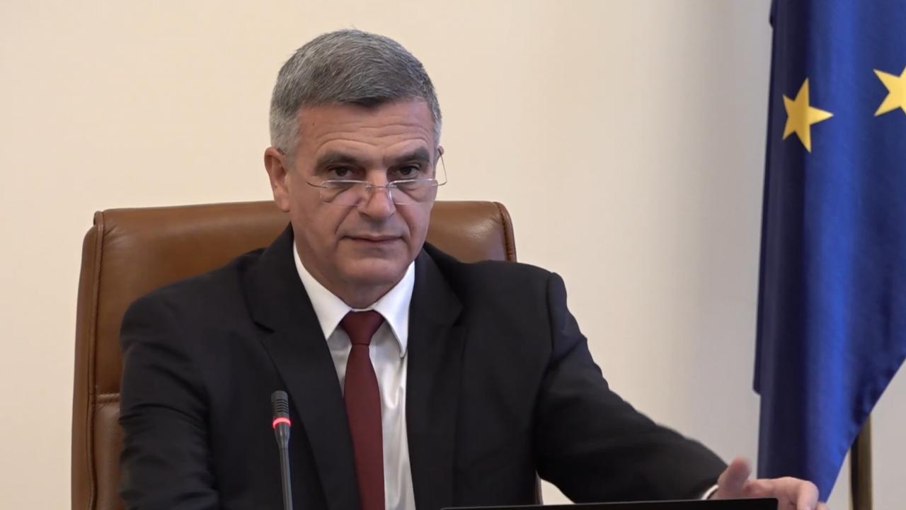 Стефан Янев:  Недопустимо е една политическа сила да отказва да комуникира