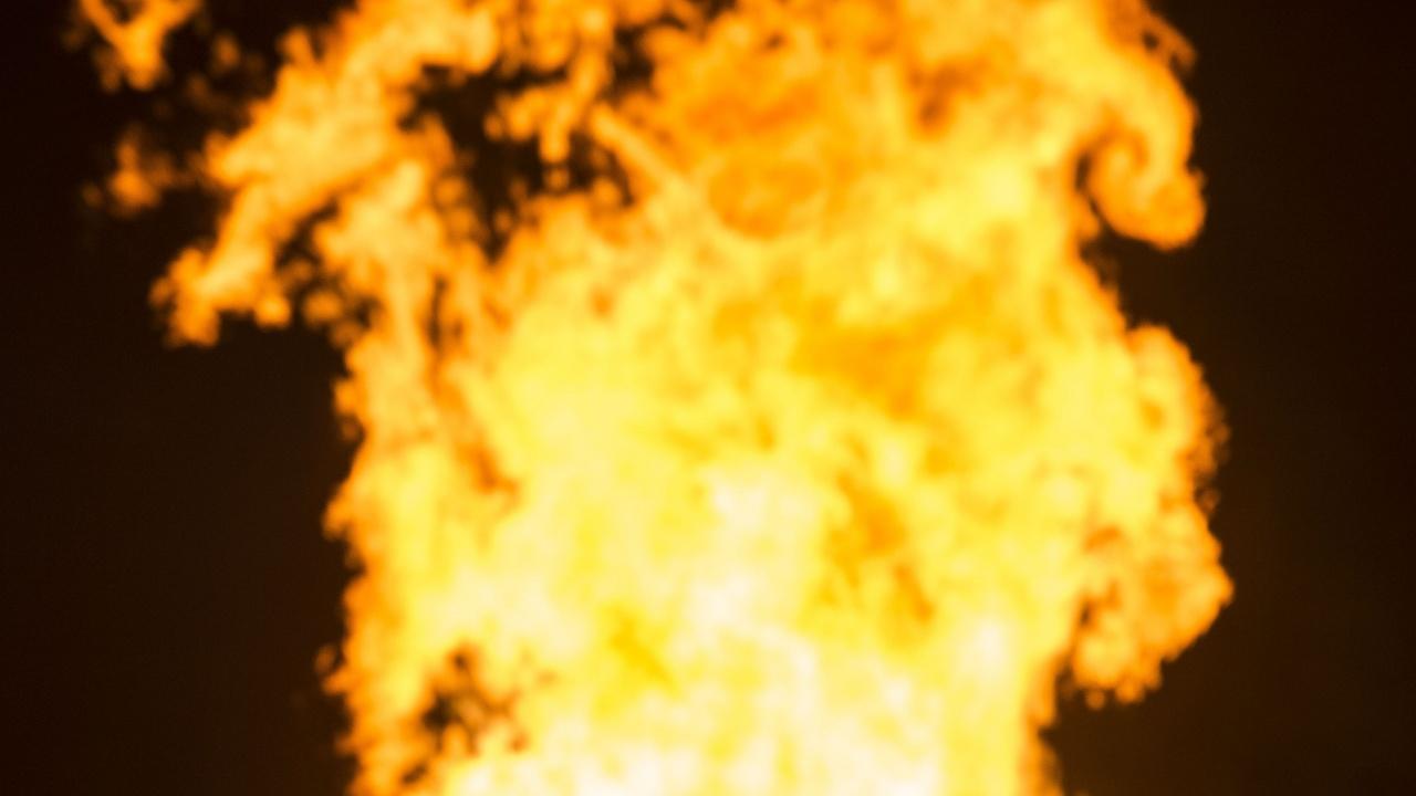 Пожар стресна Белград