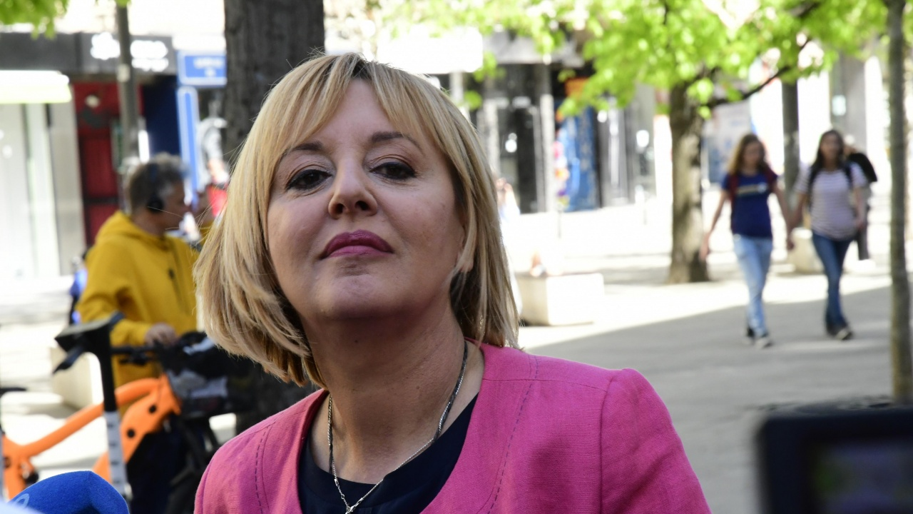 Манолова: Борисов ме съди, защото съм го нарекла арогантен. Е, не е ли арогантен?