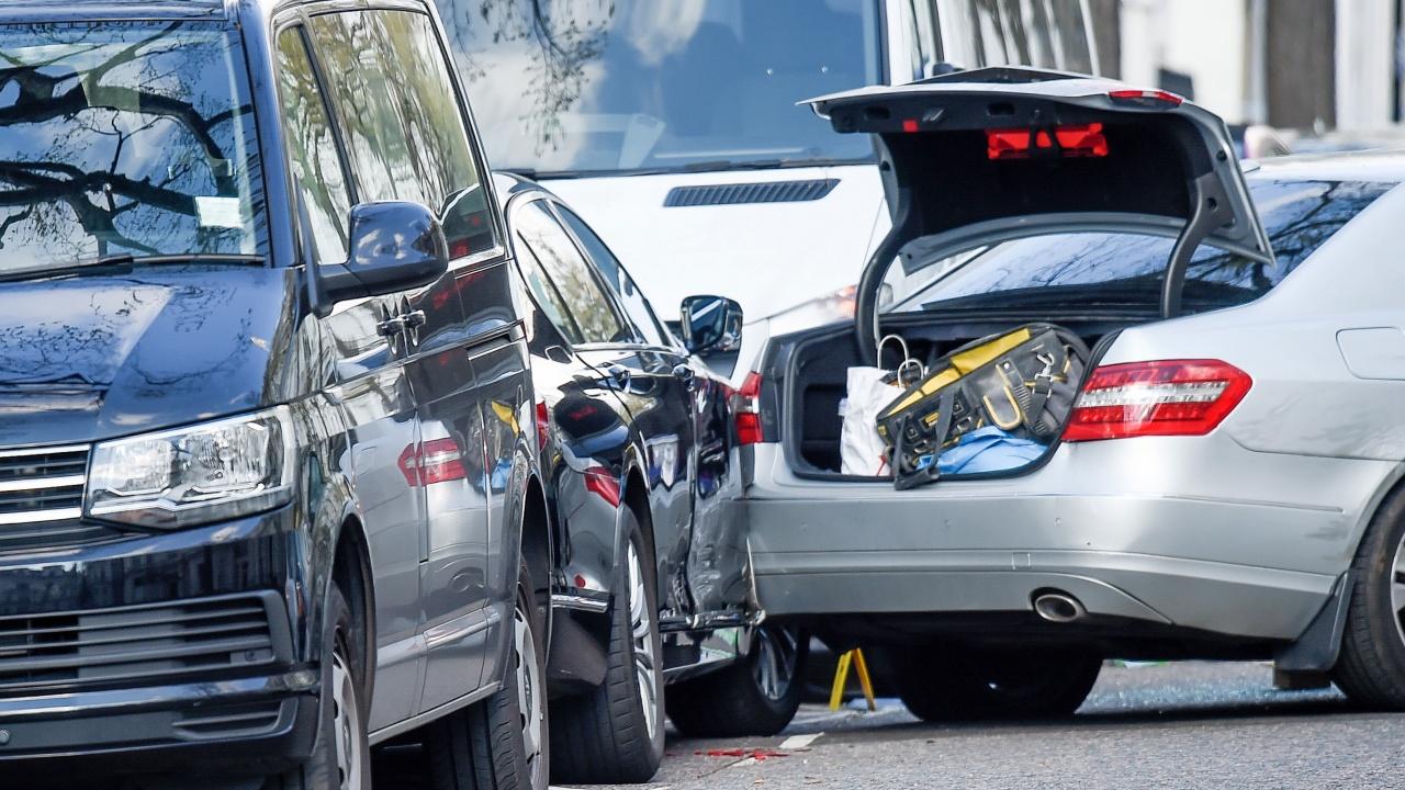 Жестока верижна катастрофа в Румъния - 55 автомобила се удариха на магистрала, няма пострадали българи