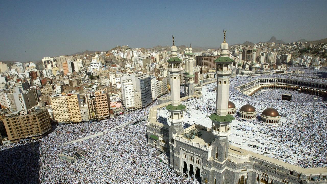 Започна ежегодното поклонение хадж в Саудитска Арабия
