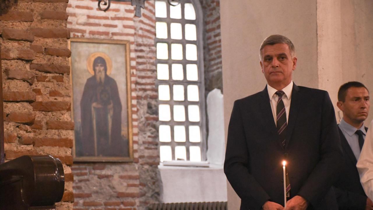 Стефан Янев: Хубаво е да имаме делото на Левски, неговия подвиг като един морален компас за българските политици