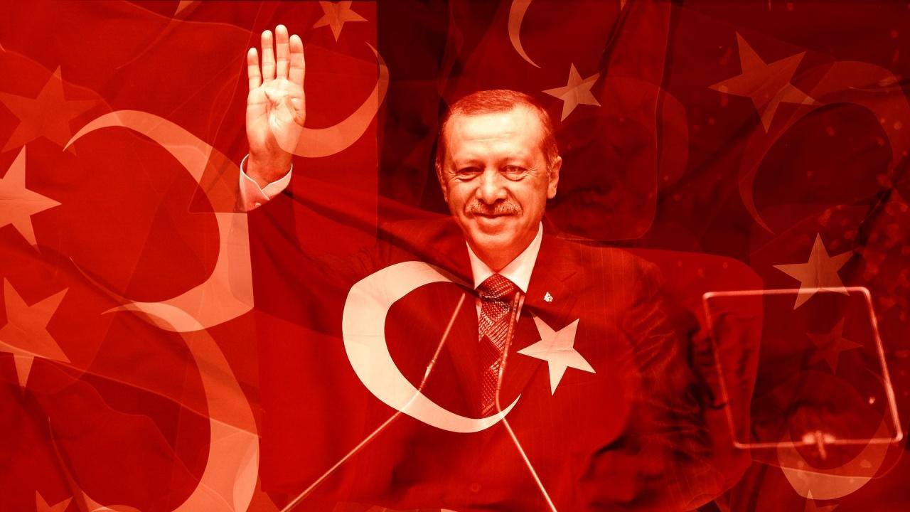 Реджеп Ердоган е на визита  в Севернокипърската турска република