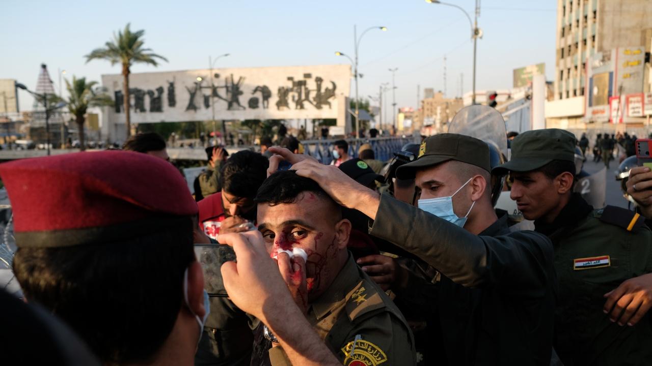 """""""Ислямска държава"""" пое отговорност за кървавия атентат в Багдад"""
