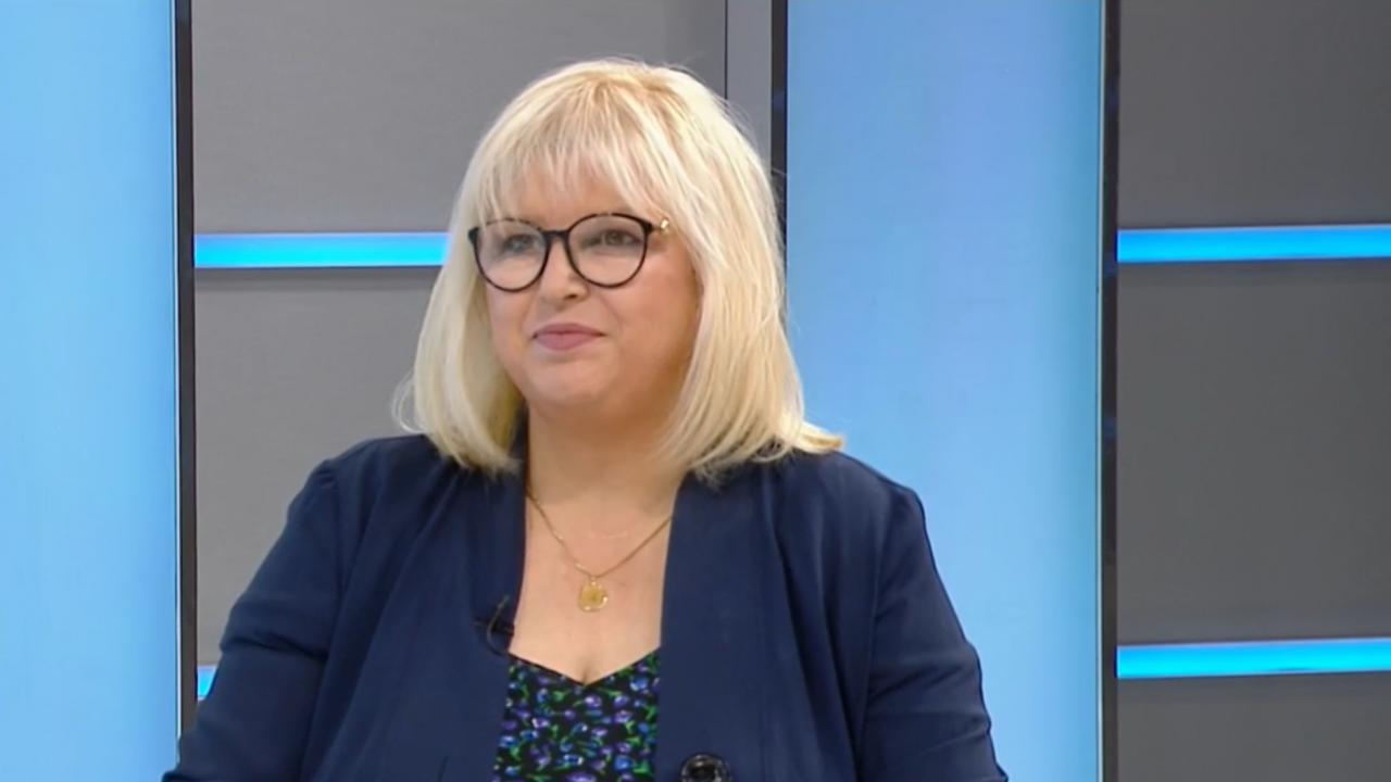 Мария Капон оптимист за съставянето на редовен кабинет: С ИТН и ДБ гледаме в една посока