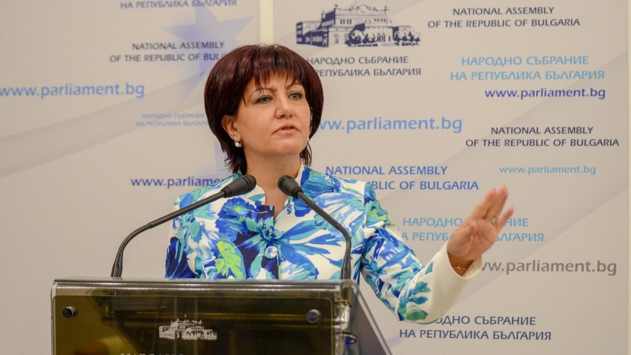 Караянчева към ИТН: Това не е шоу, ставайте вече политици!