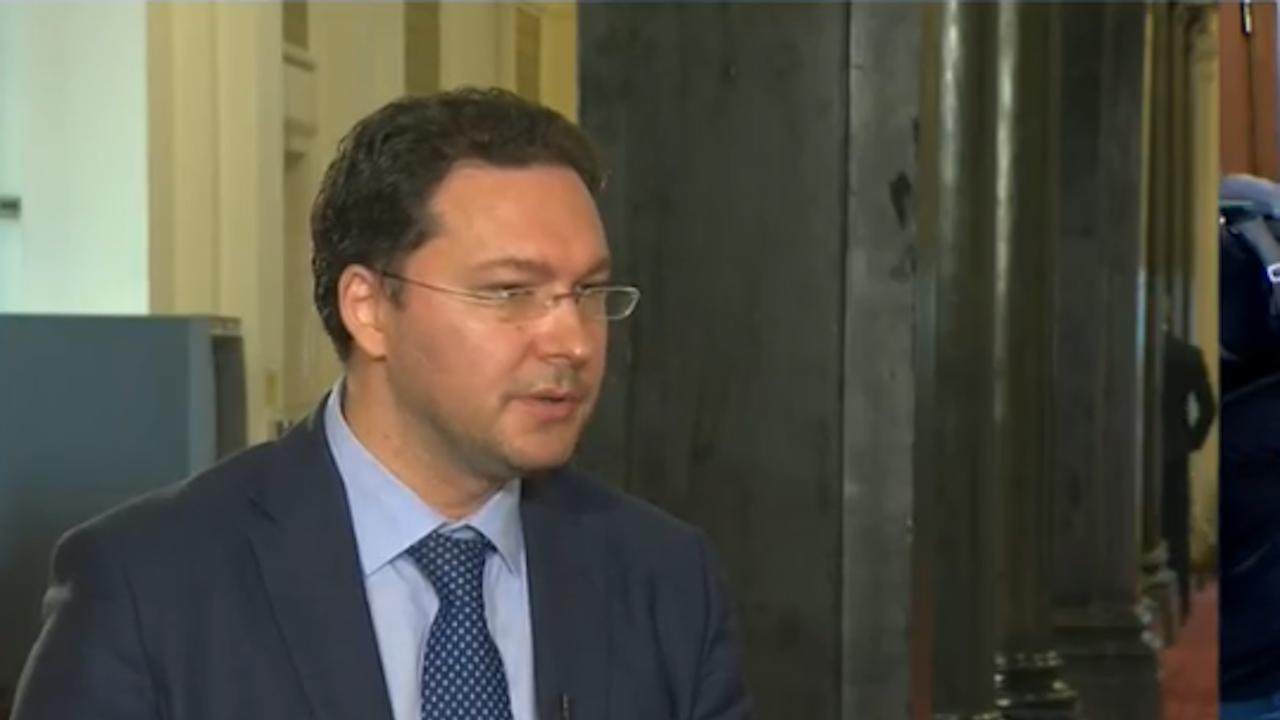 Даниел Митов: ГЕРБ е в опозиция, да не разчитат на нас