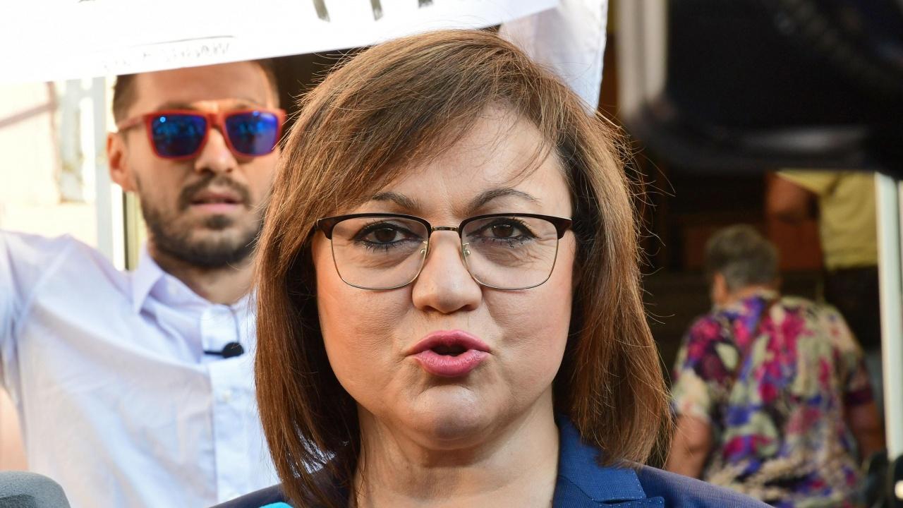 Нинова: Мнозинството няма да се запази до края на парламента