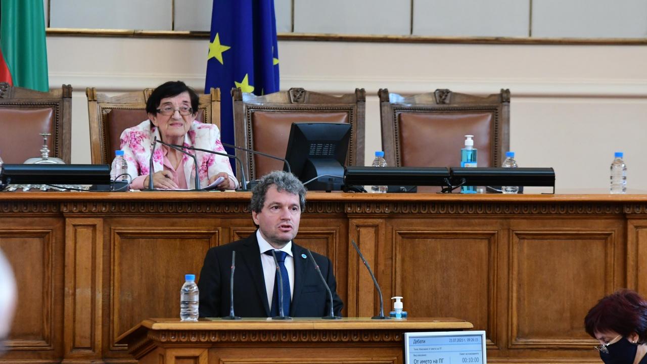 Тошко Йорданов: Този парламент е по-близко до реалността от миналия