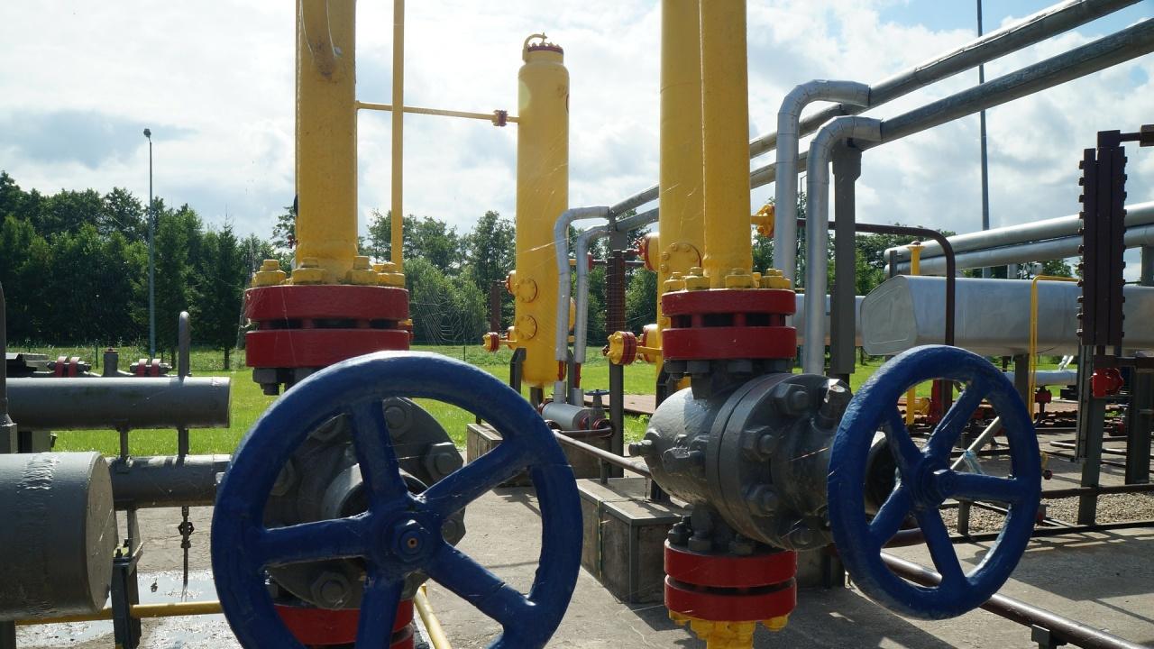 За 57.92 лева за мегаватчас се продава природният газ с ден на доставка днес