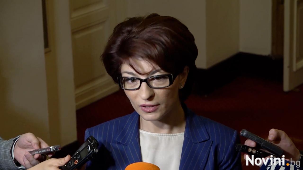 Десислава Атанасова: Има идея за комисия, която да разследва полицейското насилие по време на предизборната кампания