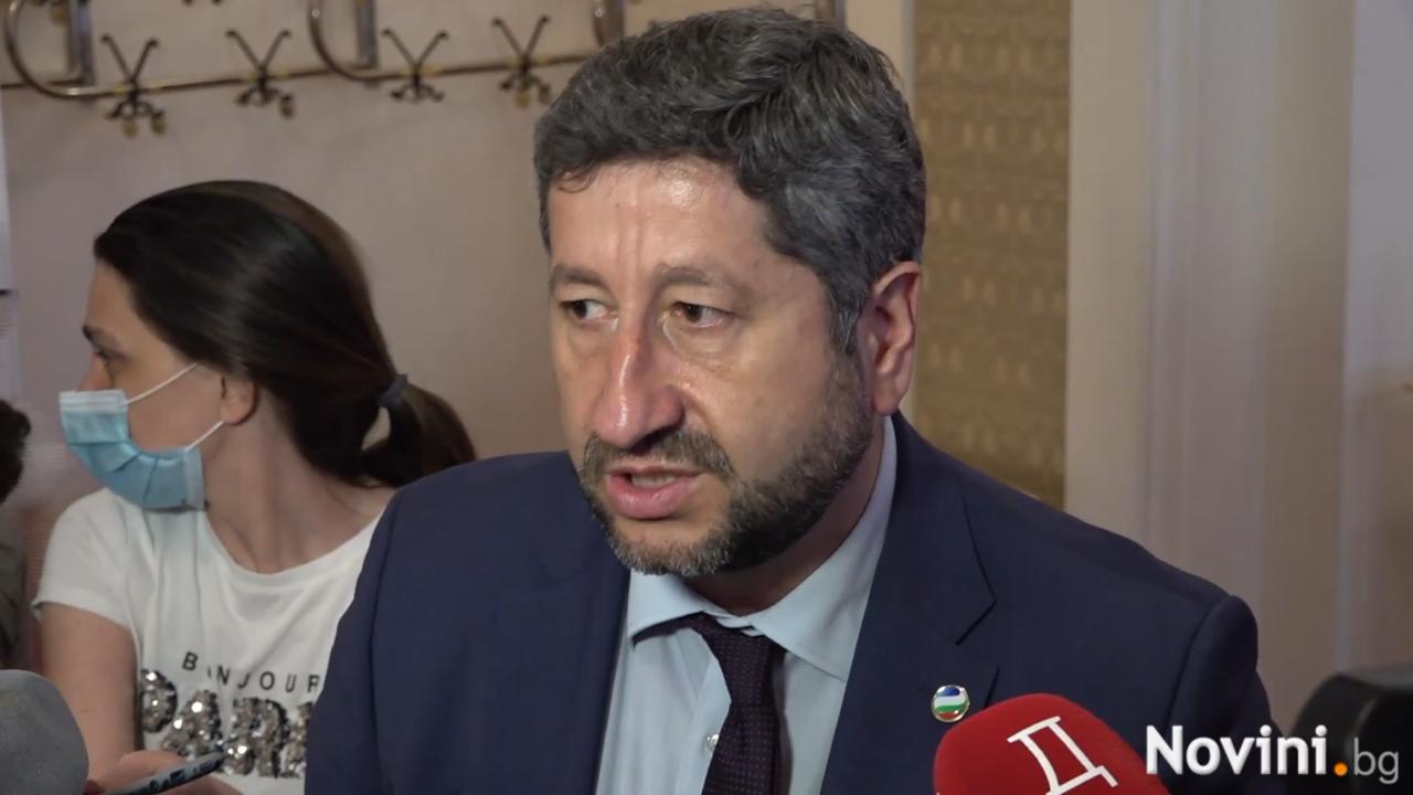 """Христо Иванов: Още утре ще се гледа предложението ни за създаване на комисия """"Росенец"""""""