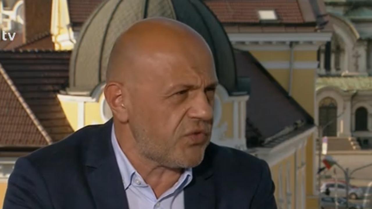Томислав Дончев: Правителство на ИТН вече има необходимото парламентарно мнозинство