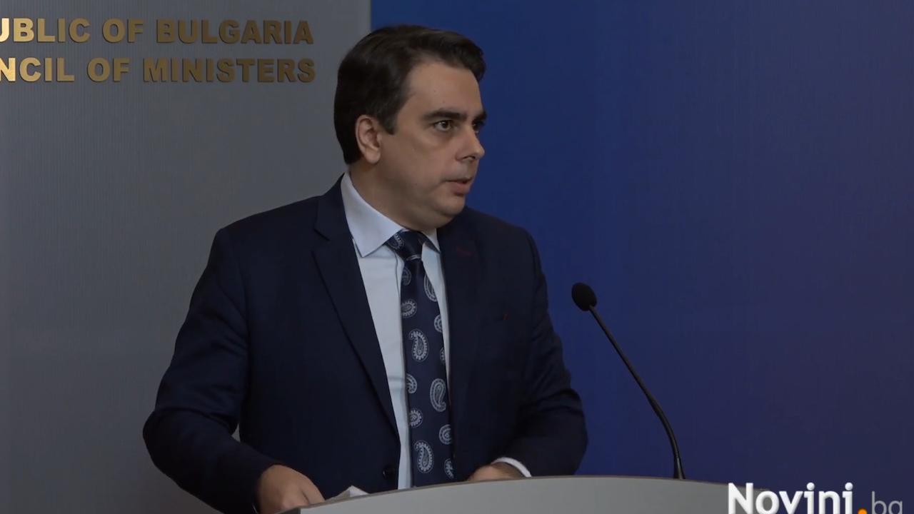 Асен Василев: С актуализацията на бюджета всички пенсионенери ще бъдат извадени от бедност