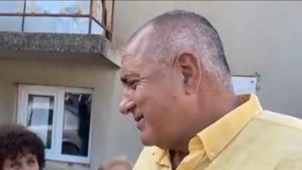 Бойко Борисов: ГЕРБ ще помогне със 100 000 лева на пострадалите хора от торнадото в село Губеш