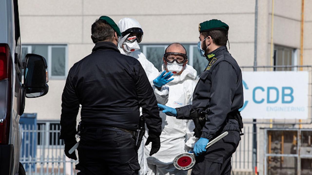 """Израел отново въвежда системата със """"зеления пропуск"""" заради нарастването на заразените с коронавирус"""