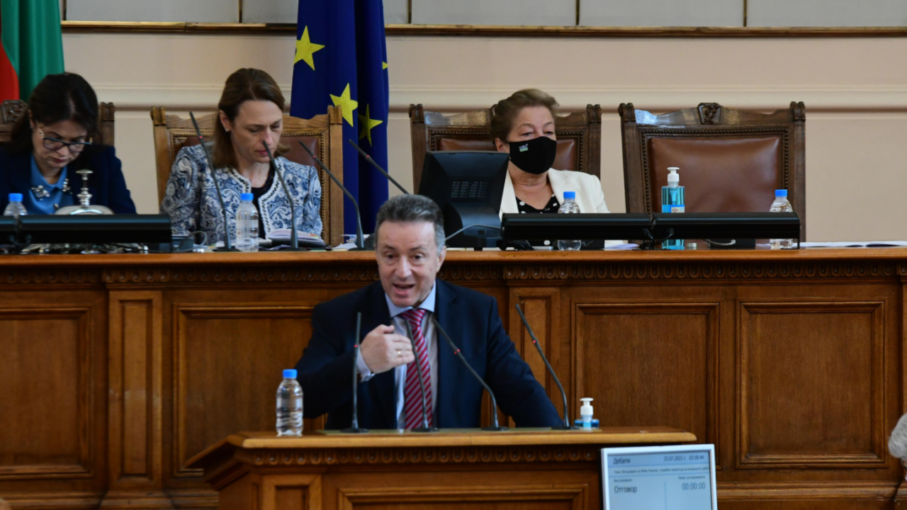 Янаки Стоилов разкри защо  е свикал ВСС заради Гешев