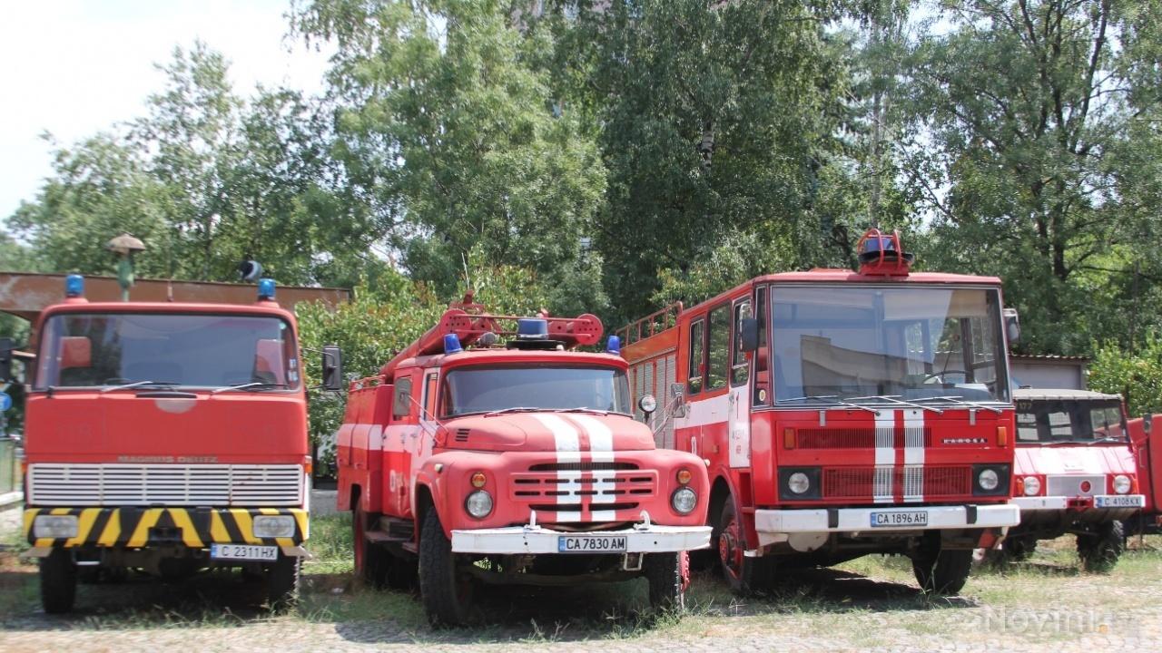 Пожарът в благоевградското село Бучино е локализиран
