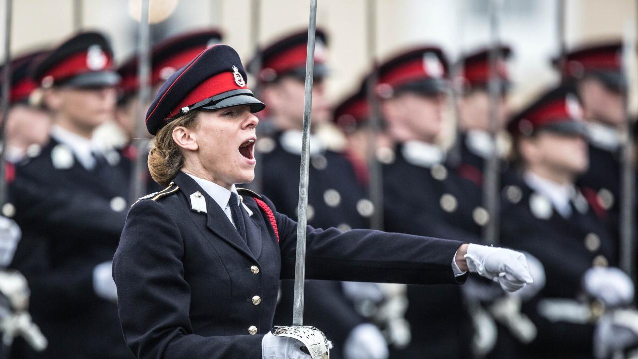 Британската армия не защитава жените от злоупотреби