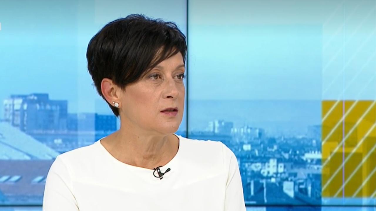Антоанета Цонева: Важно е какви хора ще влязат в новото правителство. Служебният кабинет е пример за това