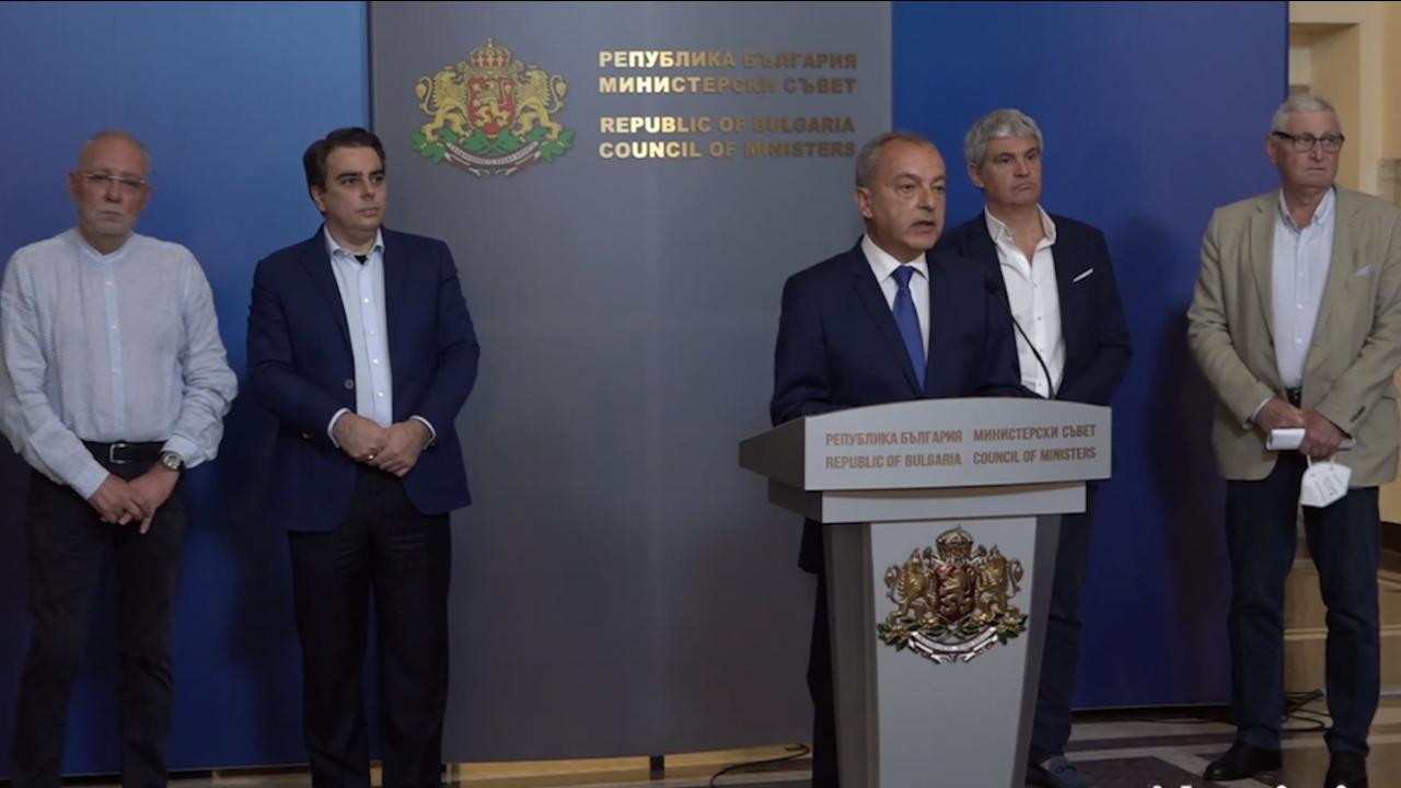 НСТС прие актуализацията на бюджета, предвидени са пари за тежка COVIDкриза