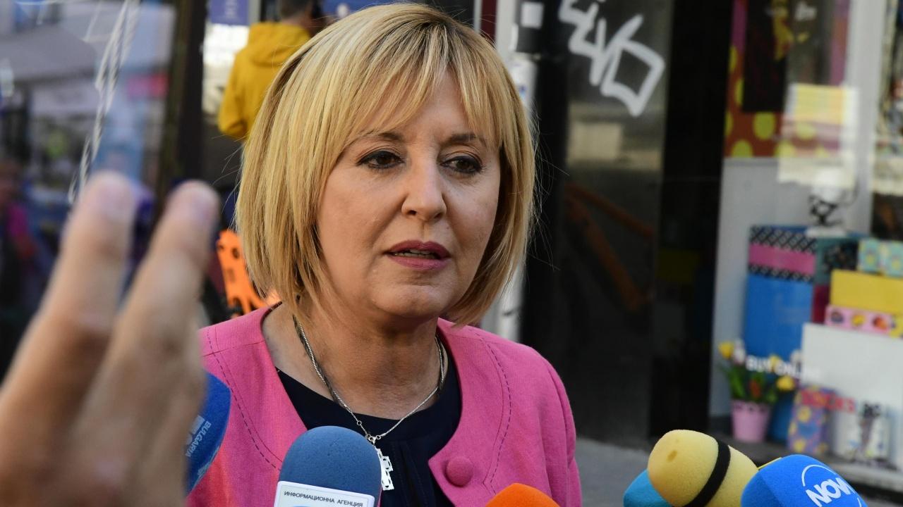 Мая Манолова иска законови промени и изслушване на КЕВР