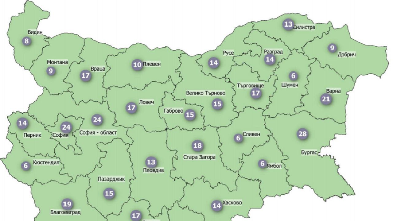България е в зелената зона по зараза с COVID-19