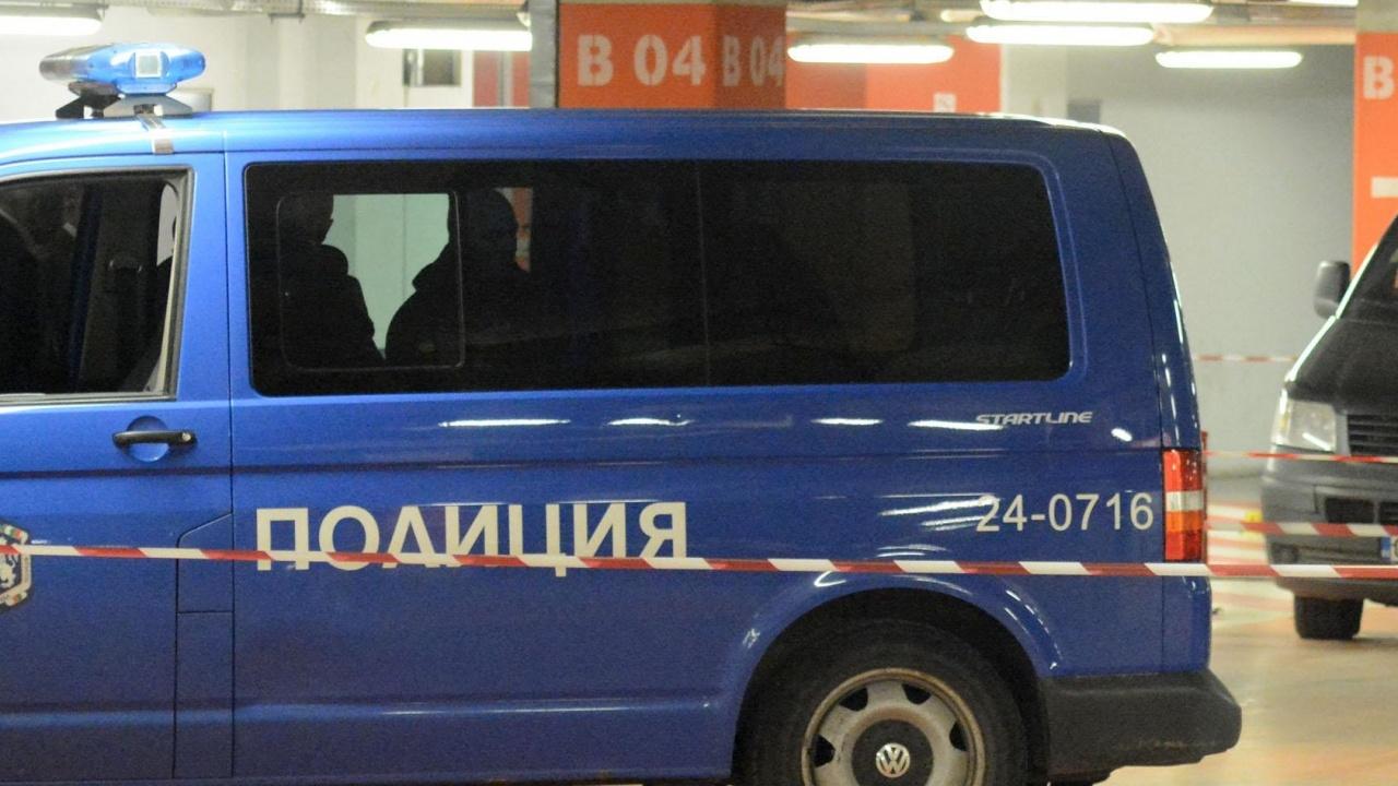 Въоръжен грабеж на магазин в София