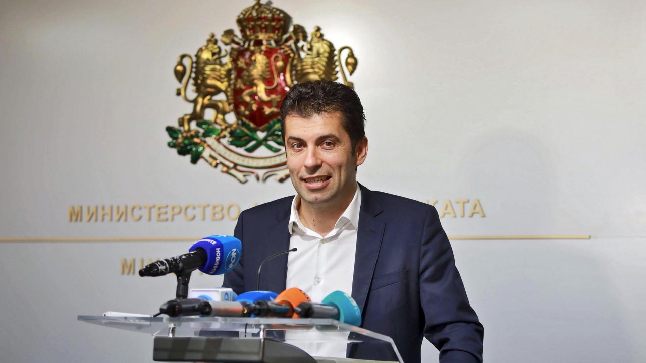 """Кирил Петков: """"Дисни"""" и """"Нетфликс"""" имат огромен интерес да създават продукция в България"""