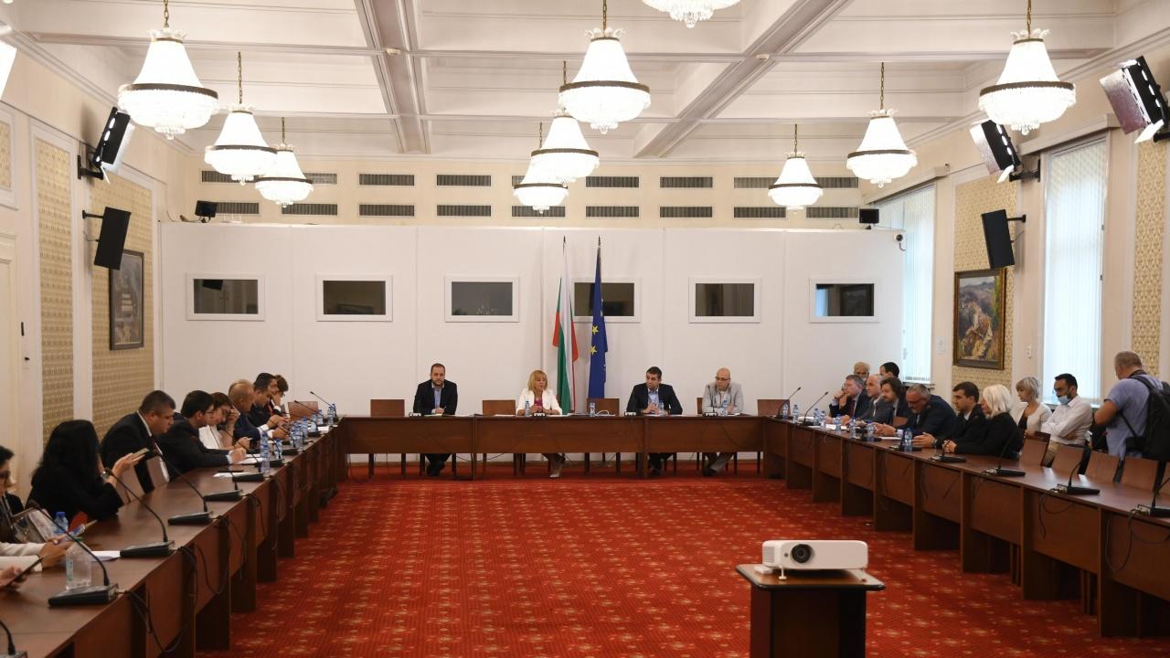"""Комисията по ревизия погва ЕРП-тата, """"Турски поток"""" и ББР"""