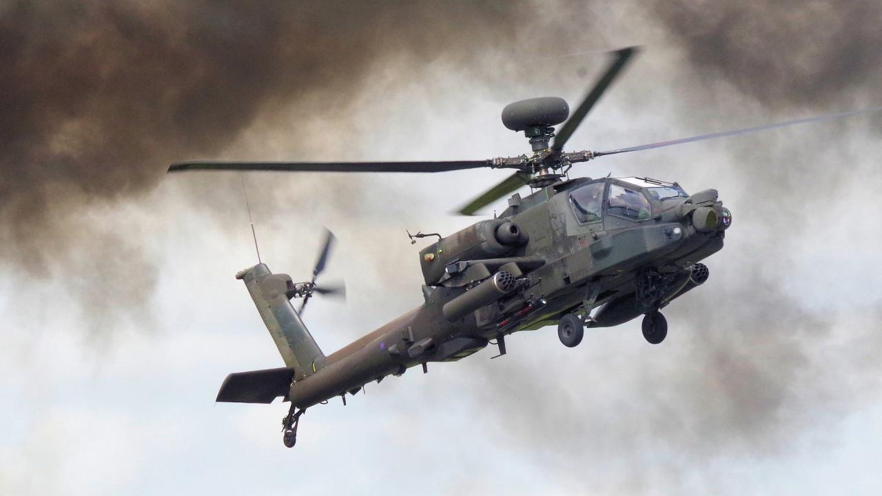 Петима загинаха при катастрофа на военен хеликоптер в Северен Ирак