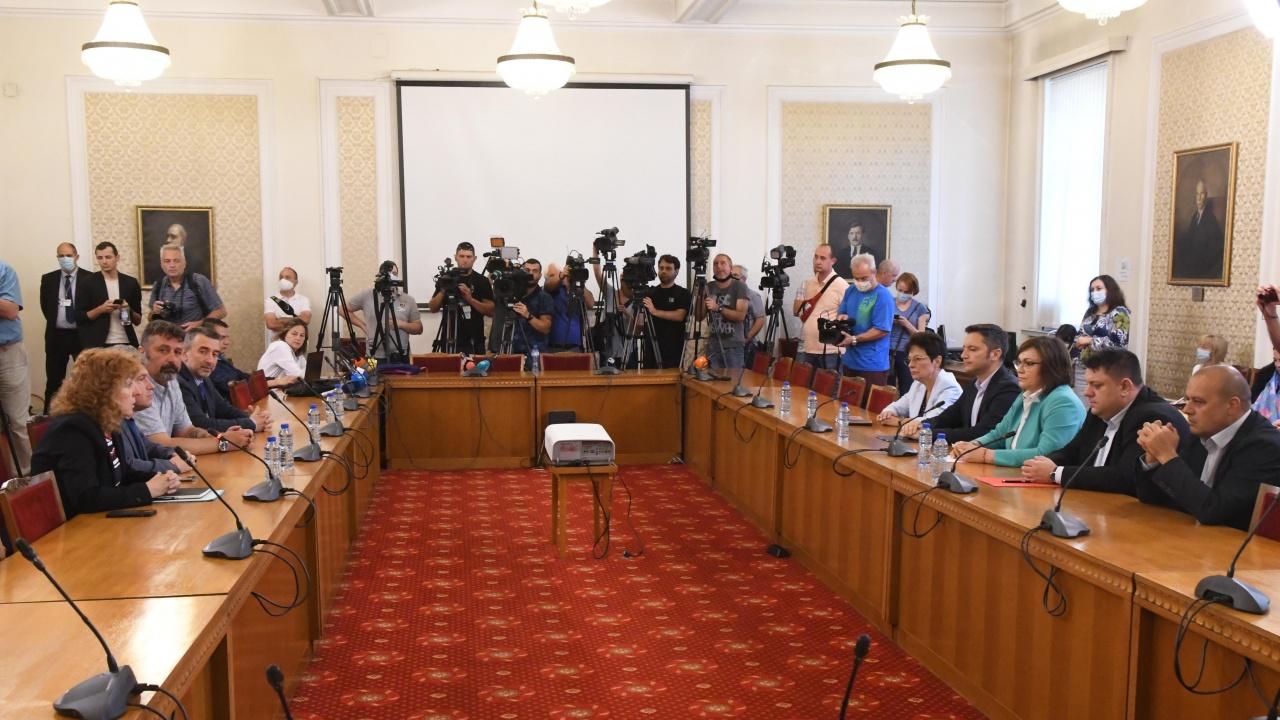 Започна експертната среща на ИТН и БСП за България за съдебната реформа