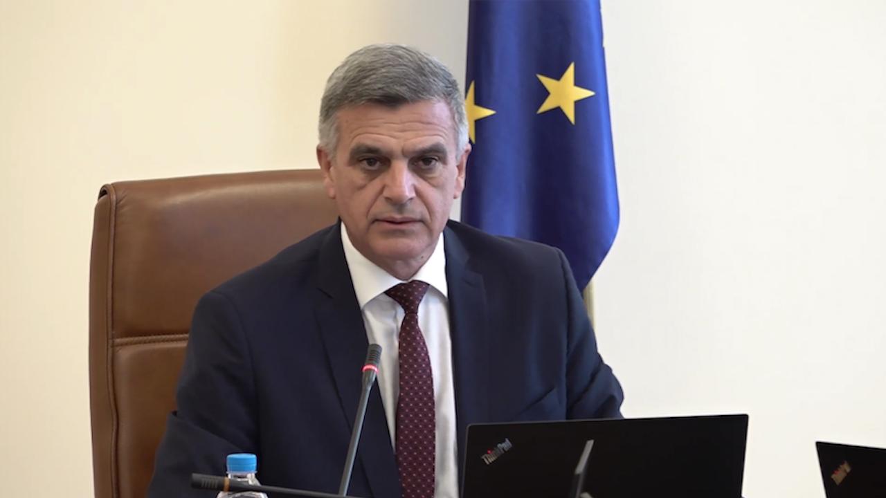 Стефан Янев: Актуализацията на бюджета е знак за отговорно поведение